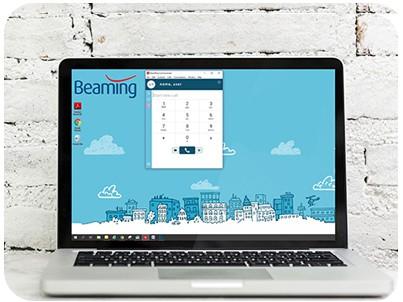 BeamRing Communicator App