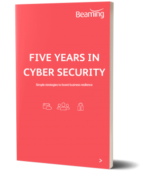 Five Years in Cyber Security Ebook