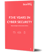 Five years in cybe security Guide