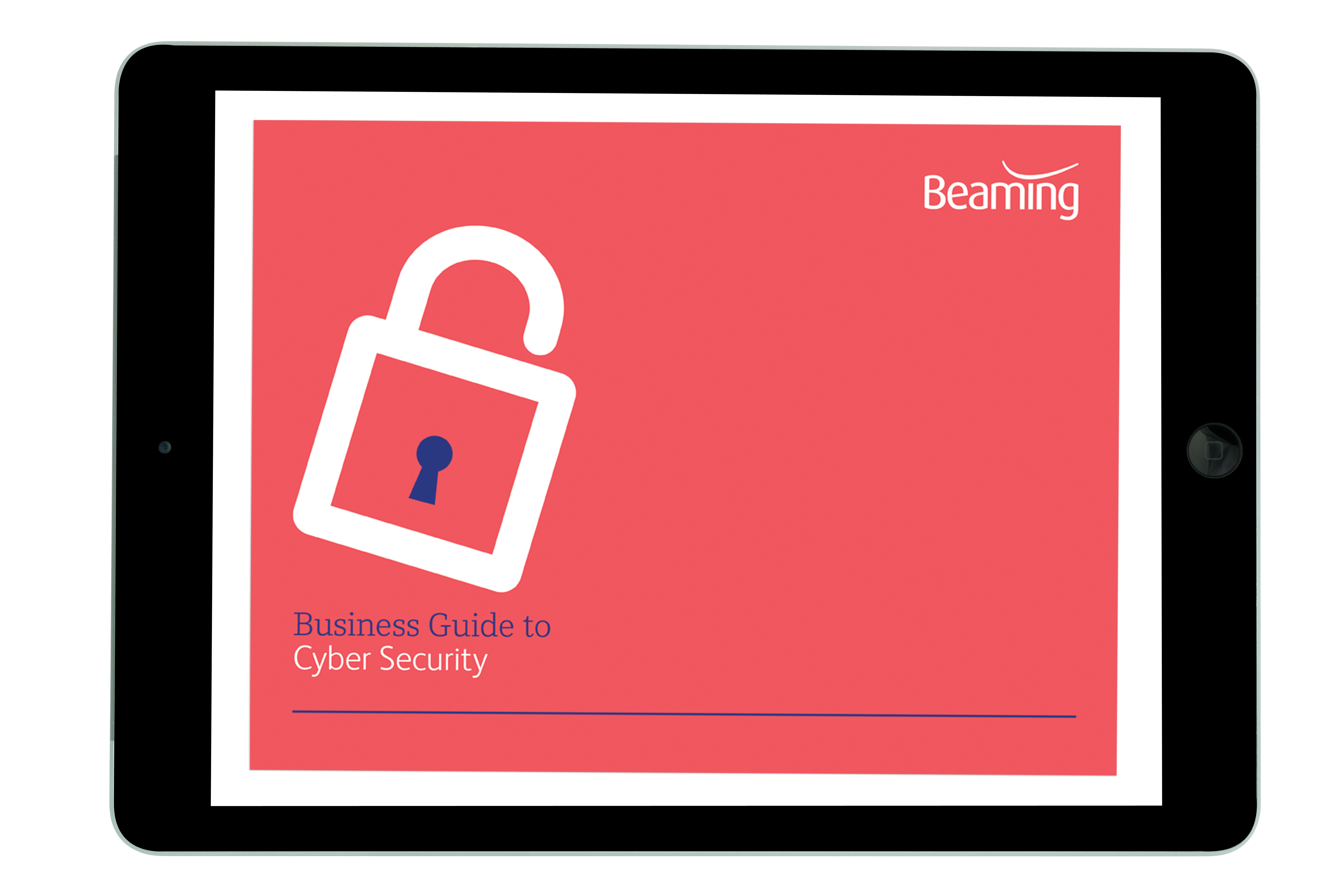 Beaming Business Guide to Cyber Security
