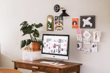 Home office setup inspiration