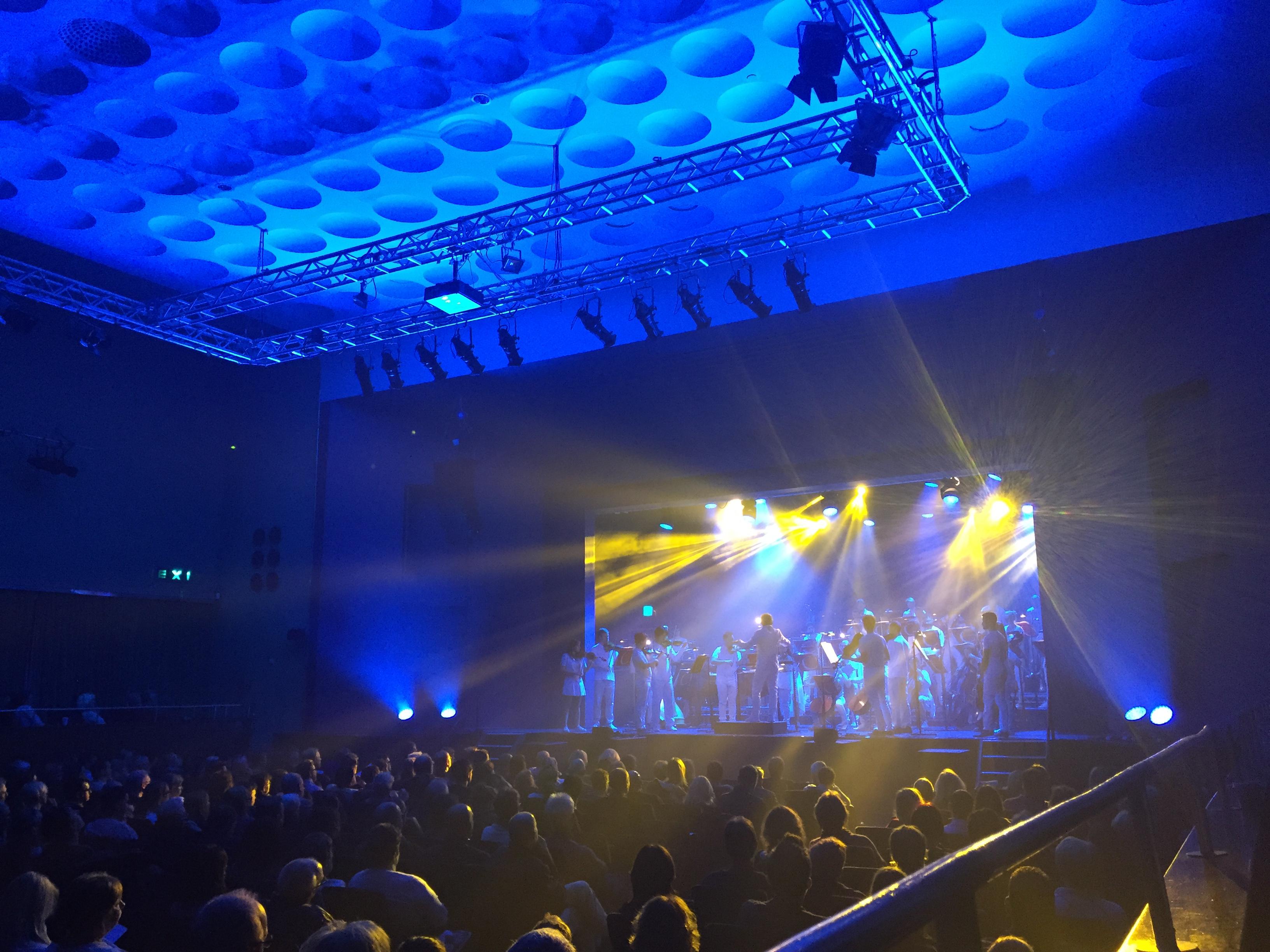 De La Warr Pavilion Concert
