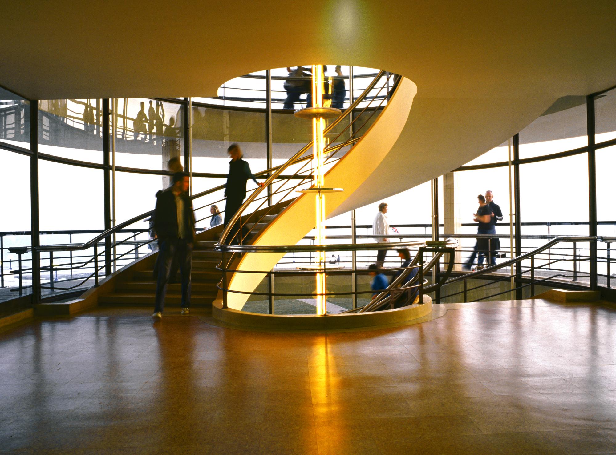 De La Warr Pavilion Atrium