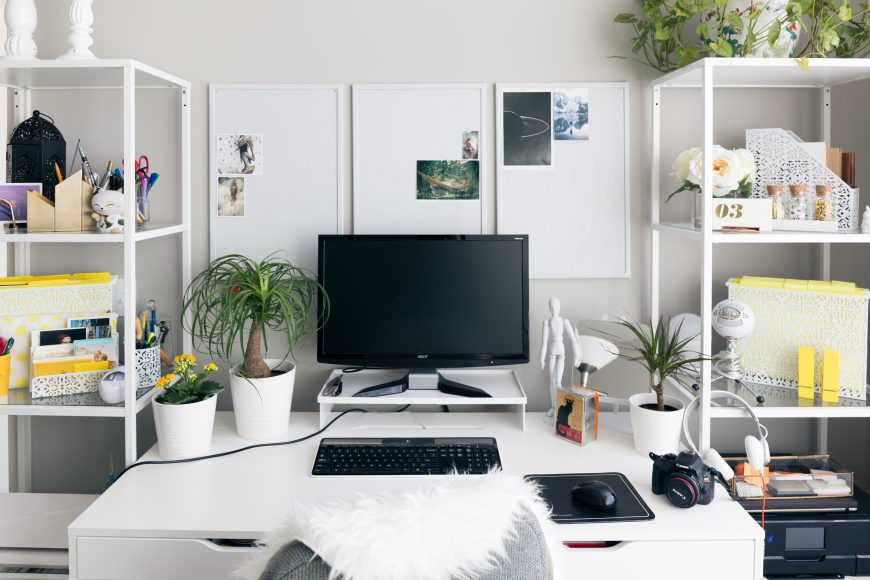 Gentil Remote Working: 10 Essentials For The Perfect Home Office Setup   Beaming