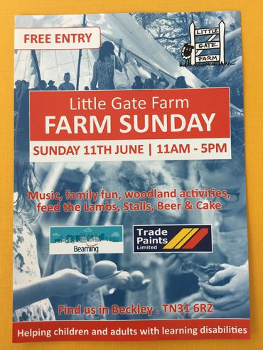 Little Gate Farm 11th June